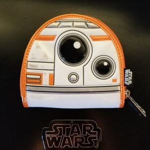 Star wars BB-8 Coin Purse by Loungefly